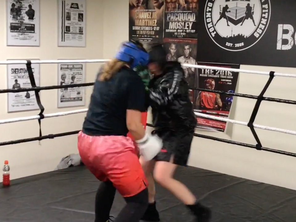 Women's Boxing The Boxing Academy Video Thumbnail